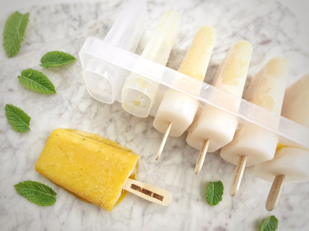 Cocktail + popsicle = poptail!