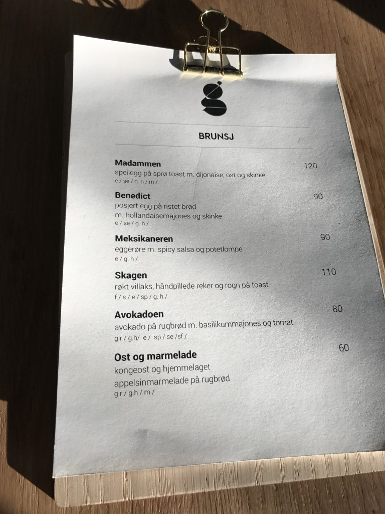 Grådi brunch