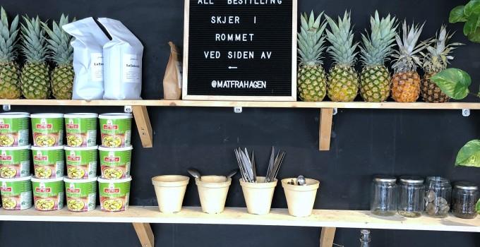 Mat fra Hagen ny i Oslo