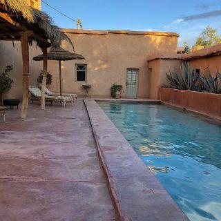 Hotell Irocha i Marokko @smakenavoslo